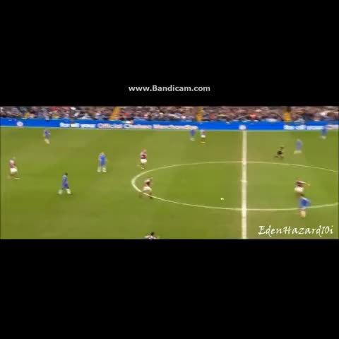 @TheChelsViewss post on Vine - Eden Hazard vs West Ham. #skill #dribble #chelsea #hazard - @TheChelsViewss post on Vine