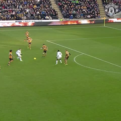 Vine by Manchester United - Wayne Rooney v Hull #MUFC