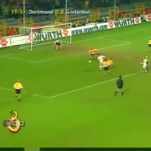 #Galatasaray vs #BVB #hagi #hakansukur - Sahada Şerefinles post on Vine