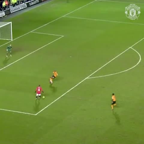 Vine by Manchester United - Dimitar Berbatov v Hull #MUFC