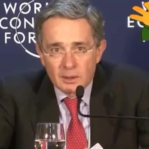 Vine by Gonzalo - La palabra favorita de Uribe: Asesineichons.