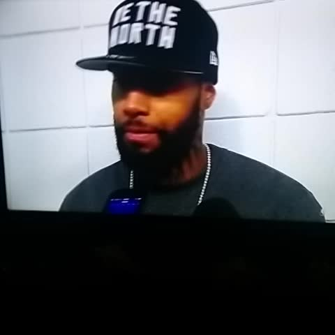 James Johnson on his dunk #RTZ - Vine by At The Buzzer - James Johnson on his dunk #RTZ