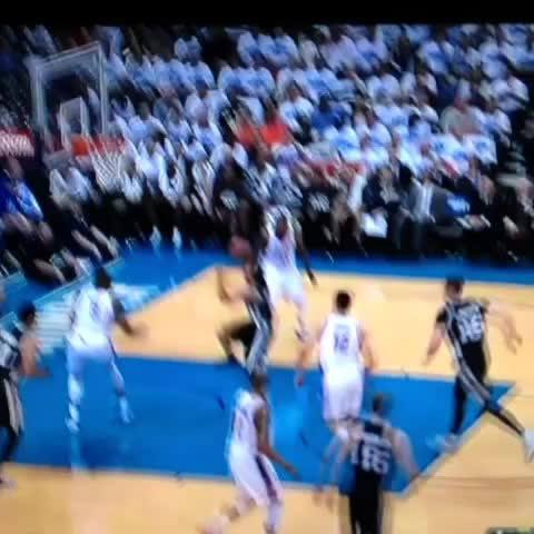Tony Liangs post on Vine - Vine by Tony Liang - MONSTER dunk. Wheres the passion Tony?? Come on! #Coryjoseph #spurs #GoSpursGo #SpursNation