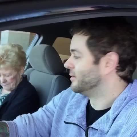 Curtis Lepores post on Vine - When my grandma gets the aux cord 🙉 - Curtis Lepores post on Vine