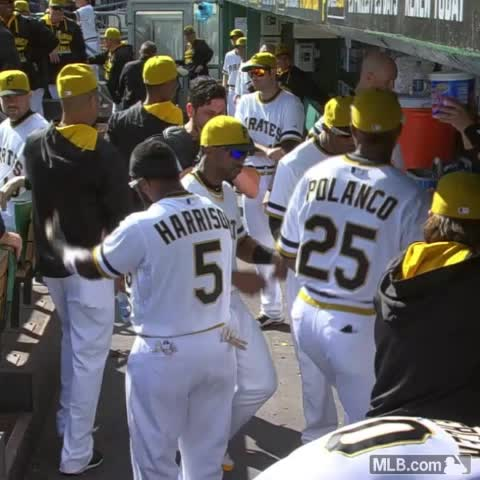 Vine by MLB - Get Buc in here. #Game162