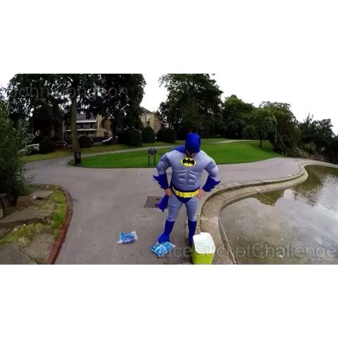 My #icebucketchallenge for #ALSawareness #ALSIceBucketChallenge #Batman #huddersfield see the full video here http://youtu.be/0GvBo3u8ZwI - John Henry Longsons post on Vine