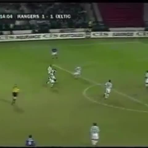 Glagow Rangers Viness post on Vine - Vine by Glagow Rangers Vines - Bert Kontermans screamer vs Celtic League Cup semi-final 2002