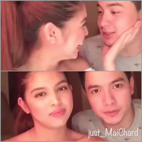 Vine by just_MaiChard - He gets his girl the Richard Faulkerson Jrs way ... thats how it works! 😊😍