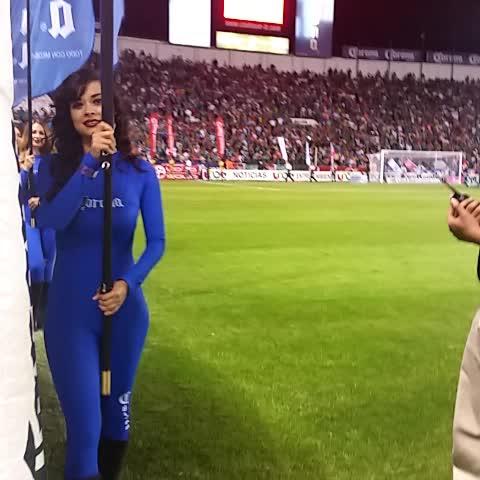 Así se vive el medio tiempo en el estadio León. - Club León Oficials post on Vine