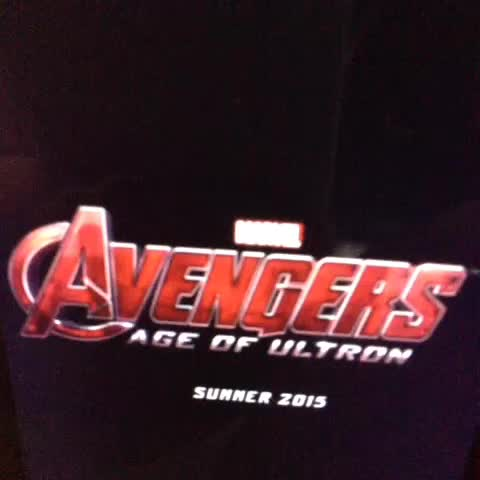 AndySignores post on Vine - LEAKED! Marvels Avengers: Age of Ultron Footage from #ComicCon - AndySignores post on Vine