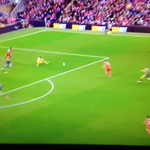 @mellorfootballs post on Vine - 17 year old Rossiter has just scored on his Liverpool debut! - @mellorfootballs post on Vine