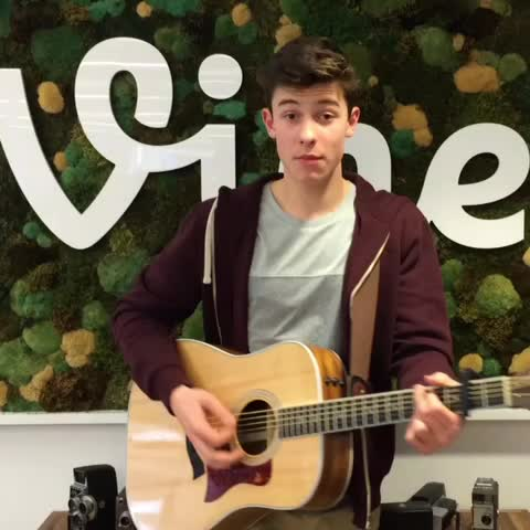 Vine by Vine - Shawn Mendes thanks for sharing your musical journey with us. Cant wait for whats to come. Youve done us proud 💚