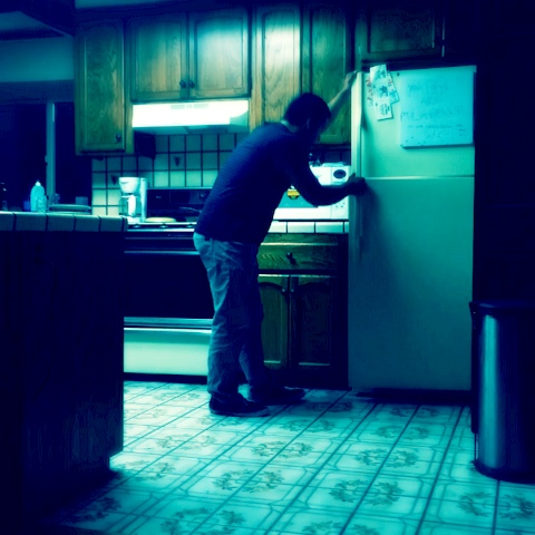 PARANORMAL ACTIVITY. Caught on camera. - David Lopezs post on Vine
