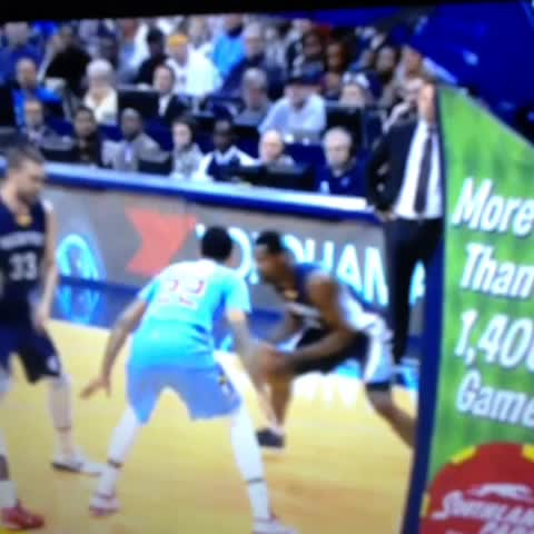 "Matt Hrdlickas post on Vine - ""I see you"" - Tony Allen to himself. - Matt Hrdlickas post on Vine"