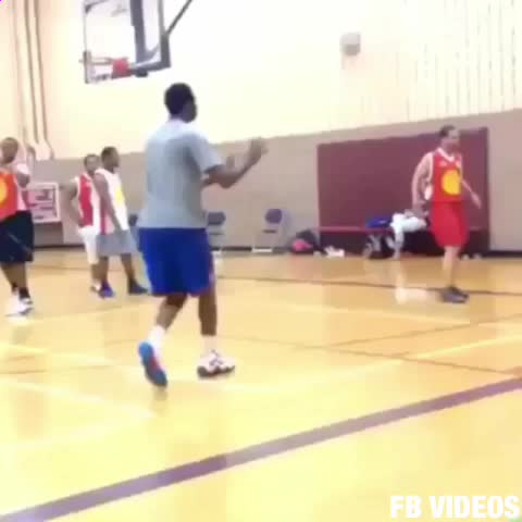 Vine by FB VIDEOS - He just elevated 😳🔥  Contest at 5k!