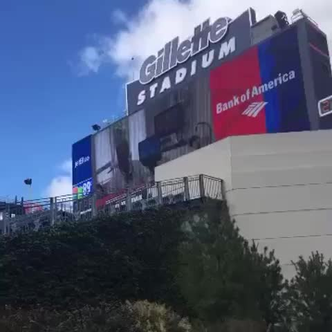 Vine by SEC Sports - Mississippi State Football has arrived in Foxborough.