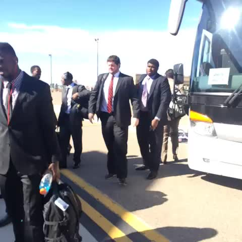 Denver here we come! #businesstrip - San Diego Chargerss post on Vine