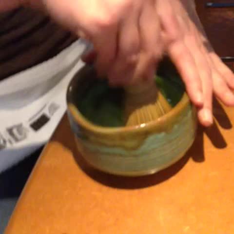 Vine by KoketsoSachane - Making tea with Tea Bars @lady_bonin. Yes she is making tea @CapeTalk
