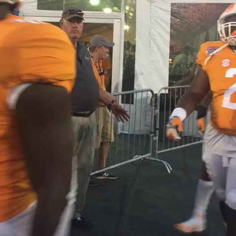 Vine by Busted Coverage - Favorite video that I shot this weekend #govols