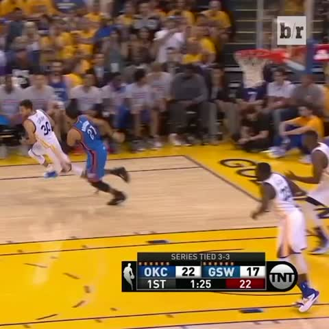 Vine by Bleacher Report - Ankles 👀
