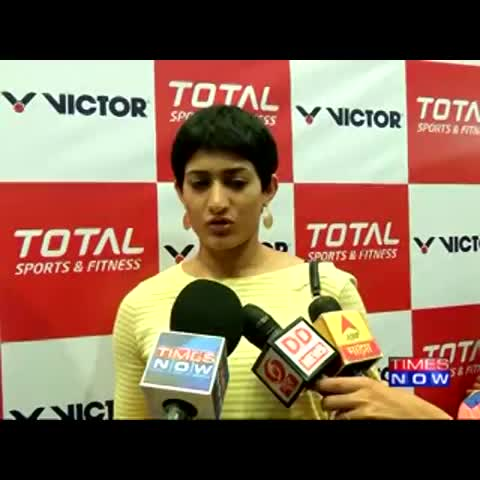 Vine by TIMES NOW - To not be included in the TOP scheme is disheartening: Ace shuttler Ashwini Ponnappa