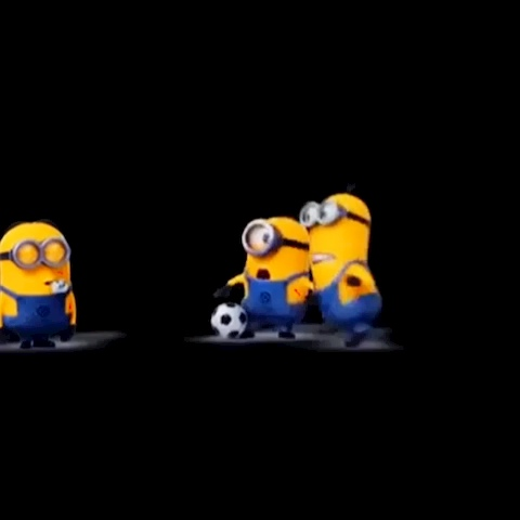 Vine by Lee zavala - Minions Like The World Cup Too! #TheWorldCup2014Brasil #Minions