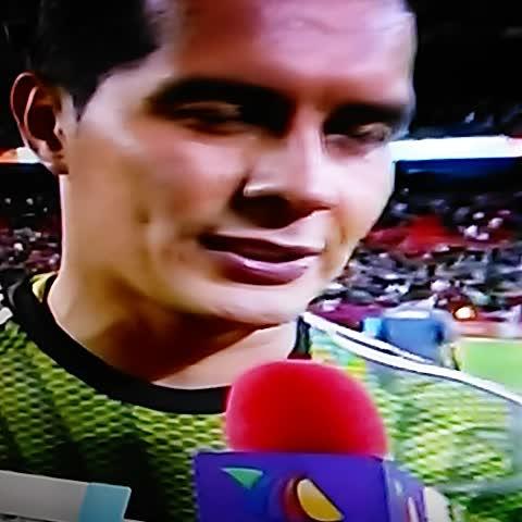 Vine by xeu deportes - Palabras de Melitón Hernández tras su debut