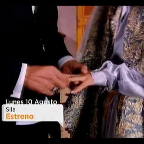 Vine by América Televisión - Ella se casó con un hombre que no conoce. El LUNES 10 llega la historia de #Sila