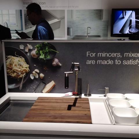 Kitchen Sink Mp