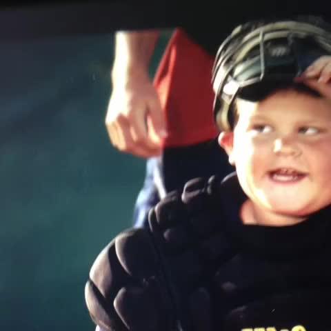 Vine by justinsheppard - Youre still fat #benchwarmers #Baseball