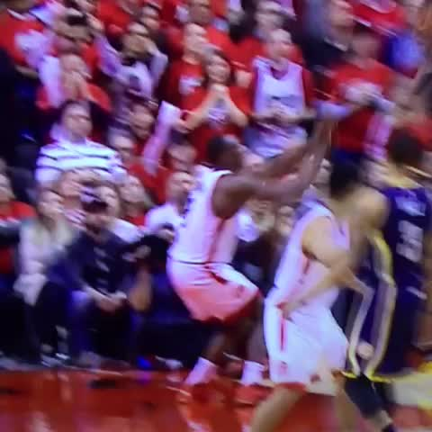 Vine by LegionNBA - This is a foul.
