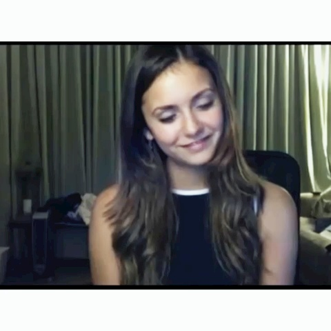 Watch Nina Dobrev Vines39s Vine Quotthis Makes Me So Happyquot