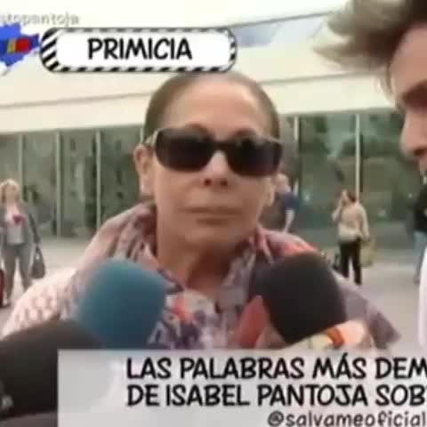 bang bang.s post on Vine - Isabel Pantoja: No pluralices - bang bang.s post on Vine