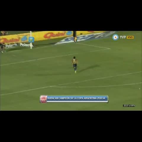 AFAs post on Vine - ¡Huracán campeón! Mirá el penal decisivo, atajado por Marcos Díaz a Encina. - AFAs post on Vine