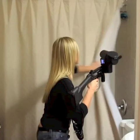 Vine by Jessewelle - Getting shot in the shower with a paintball gun hurts!!!!
