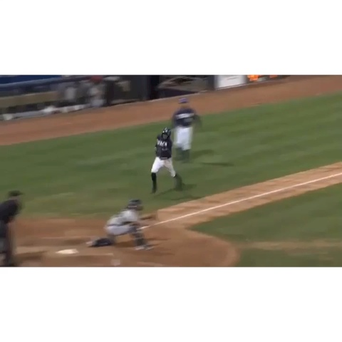 Baseball Nations post on Vine - Tim Beckham jukes the shit out of the catcher😂😂 #oohkillem #huuaaahh #gotheem - Baseball Nations post on Vine