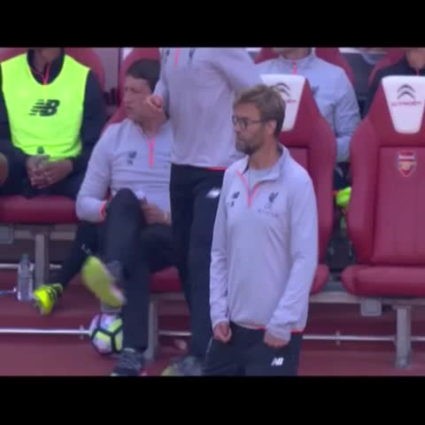 Vine by Liverpool FC - Happy Friday, Reds!