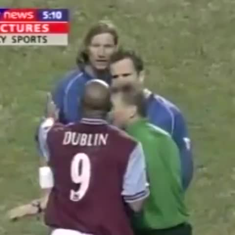 The Brum Bibles post on Vine - Classic moment from a Villa Birmingham derby. - The Brum Bibles post on Vine