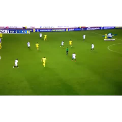 Vine by INSANE GOALS™ - LIVE: Great goal by Vietto! |INSANE GOALS LIVE| SEV vs VIL #InsaneGoalsLive