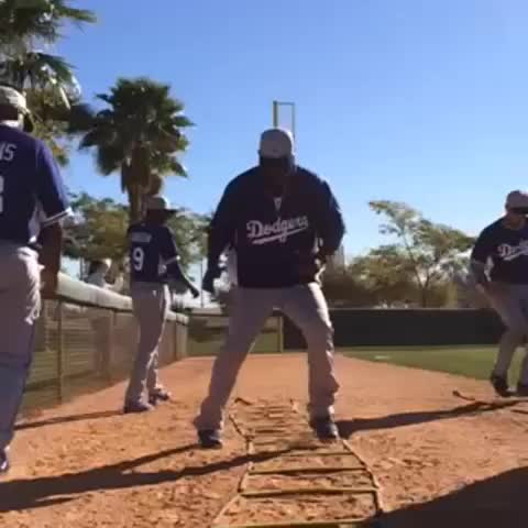 Dodgers's post on Vine