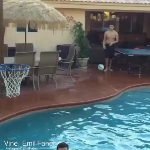 Emil Fahels post on Vine - Got hit by the RKO!!! #rko #rkovines #rkooutofnowhere #omg #comedy #funny - Emil Fahels post on Vine