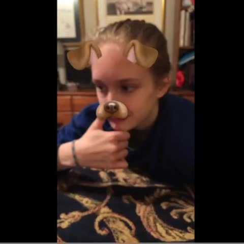 Vine by Anastasia Richardson - How are you doing? #snapchatstories #dogs #hello
