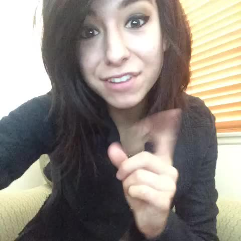 Christina Grimmies post on Vine - 🎶Ive got the Elvish in me🎶 - Christina Grimmies post on Vine