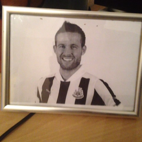 Yohan Cabaye - You Will Be Missed My Wonderful Dreamboat #nufc - SniperInTheMists post on Vine