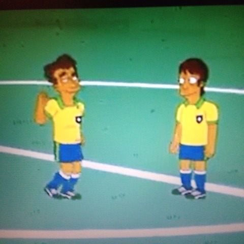 Edgar Orozcos post on Vine - Neymar is a good actor #worldcup #simpsons #fifa #brazil #ronaldo #messi #soccer #comedy #truth #OKillem #lmao #goal #futbol #barcelona - Edgar Orozcos post on Vine