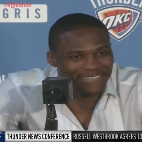 """Vine by The Cauldron - Russell Westbrook """"Sting for who"""""""