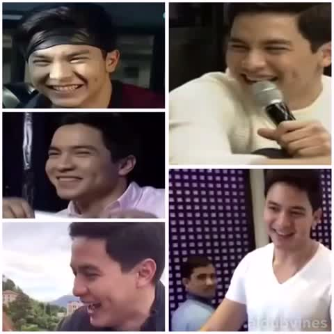 Vine by ALDUB Vines HD - Youre meant to be with someone who makes you smile like that, Alden. ❤️ (fav ko yung mga nasa right side haha!) #AlDub #MaiChard