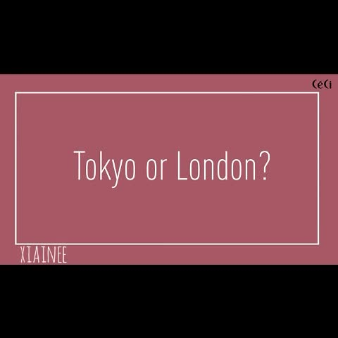 watch xiainee s vine tokyo or london