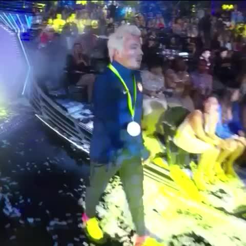 Vine by CJ Zero - Michael Phelps Reacts To Jimmy Fallons Ryan Lochte #VMAs