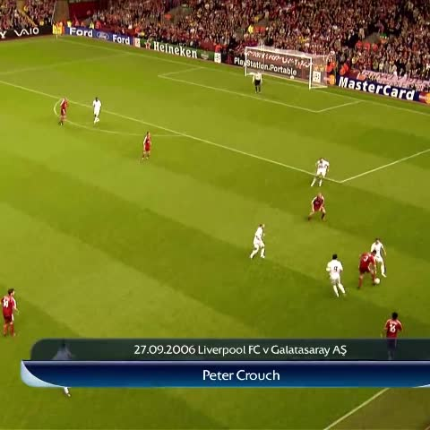 2006: @petercrouch vs Galatasaray  #liverpool #Galatasaray - Vine by Liverpool Goals - 2006: @petercrouch vs Galatasaray  #liverpool #Galatasaray